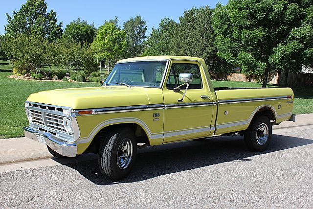 1973 Ford F250 4x4 73 Highboy Picture
