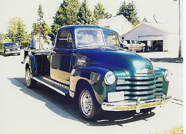 1953 Chevrolet 3/4 Ton for sale