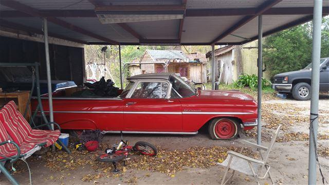1959 Chevrolet El Camino For Sale Houston, Texas