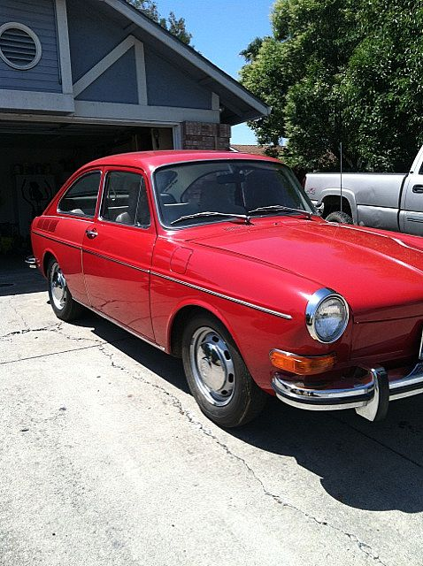 1971 Volkswagen Type 3 for sale