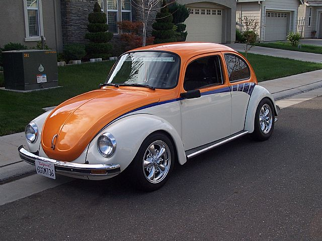 Elk Grove Vw >> 1973 Volkswagen Super Beetle For Sale Elk Grove, California