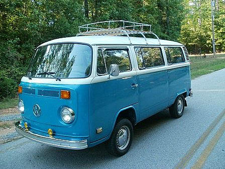1977 Volkswagen Transporter for sale