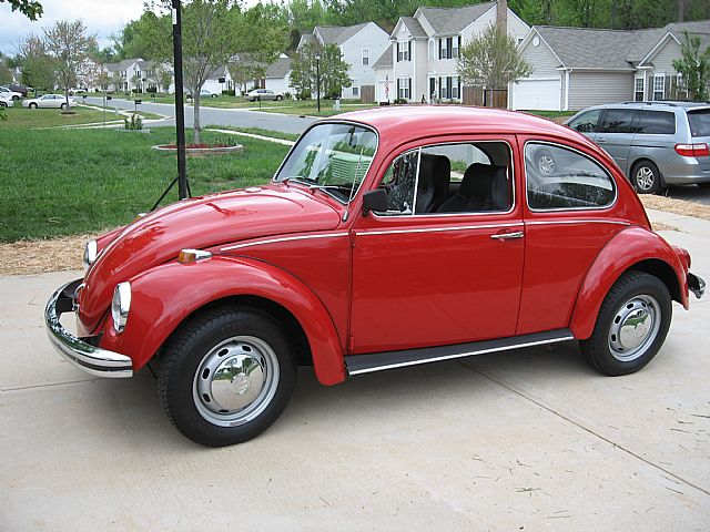 1968 Volkswagen Beetle For Sale Mooresville North Carolina