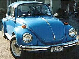 1973 Volkswagen Super Beetle for sale