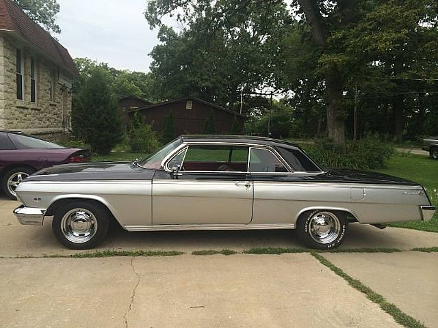 1962 Chevrolet Impala SS For Sale Chicago, Illinois