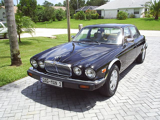 1986 Jaguar XJ6 for sale