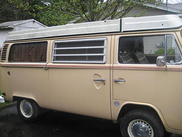 1979 Volkswagen Westfalia for sale