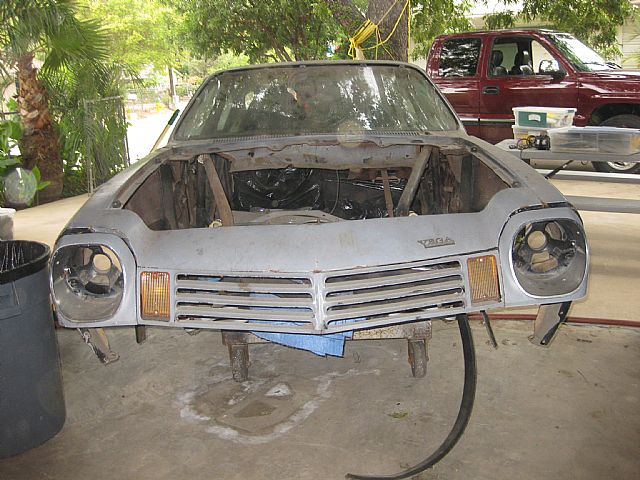1974 Chevrolet Vega for sale