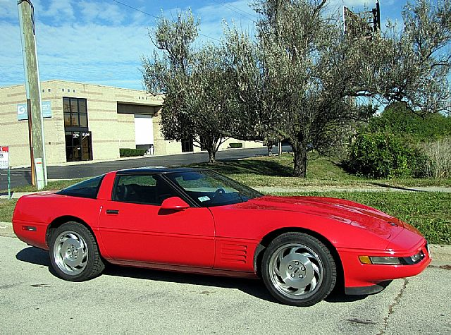 1993 Chevrolet Corvette for sale
