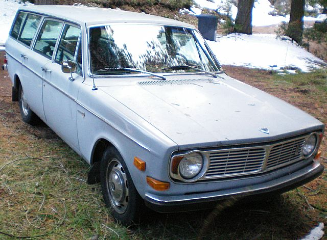 1970 Volvo 145S for sale