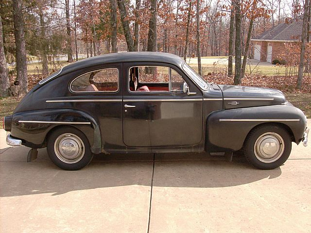 1958 Volvo PV544 for sale