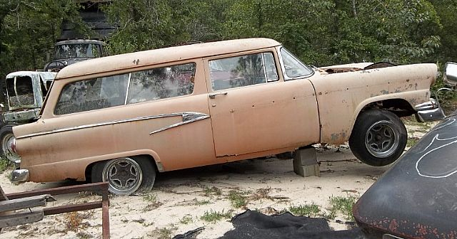 1956 Ford Ranch Wagon for sale