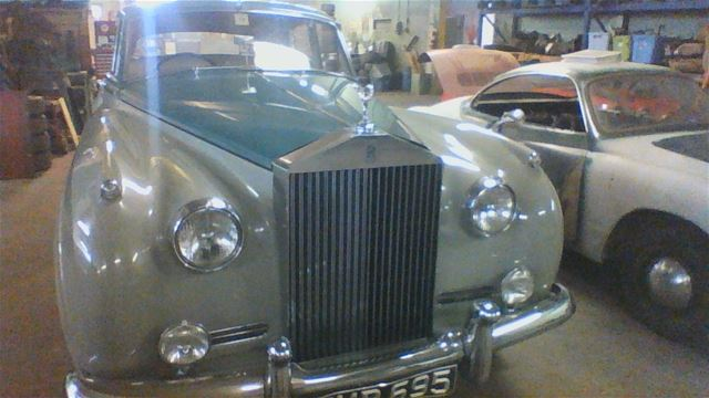 1956 Rolls Royce Silver Cloud