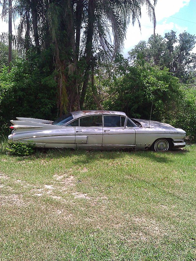 1959 Cadillac 4 Door for sale