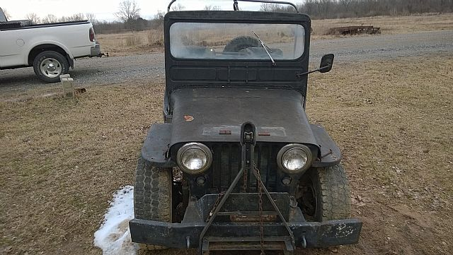 1945 Jeep Willy