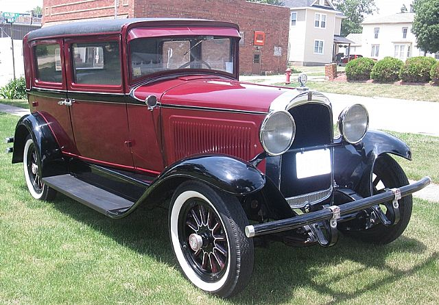 Whippet Car: 1929 Willys Whippet For Sale Kellogg, Iowa