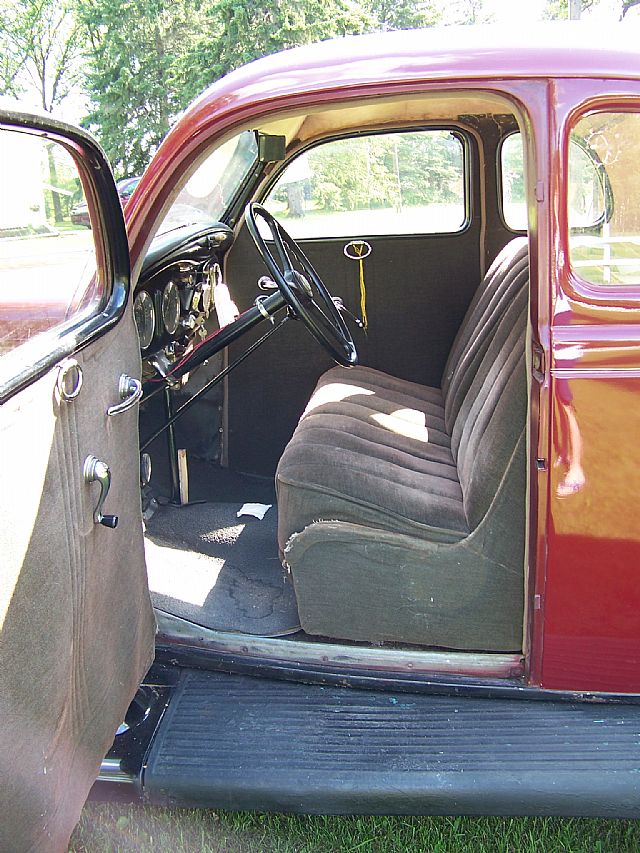 1935 Plymouth Business Coupe for sale