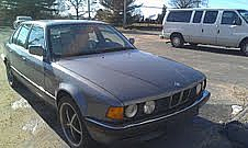1991 BMW 735i for sale