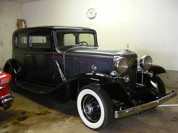 1932 Cadillac LaSalle For Sale Quartz Hill Calif California