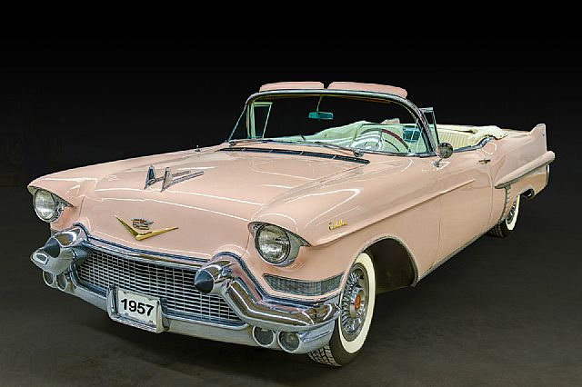 1957 Cadillac Series 62 for sale
