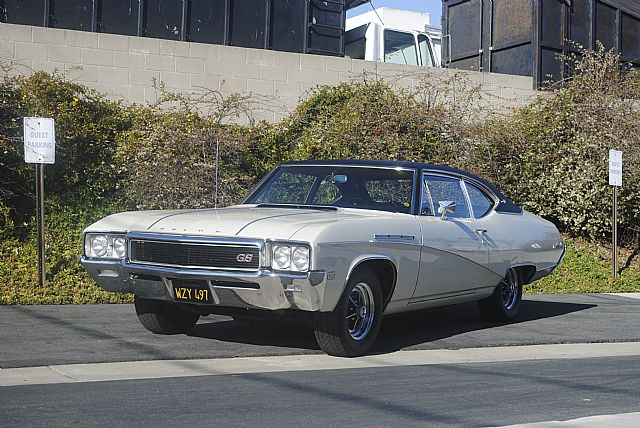 1968 Buick GS for sale