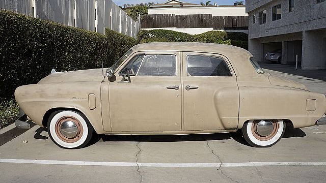 1950 Studebaker Champion for sale