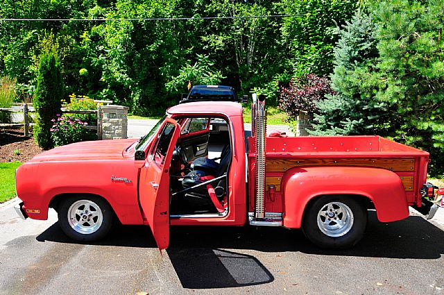 1979 Dodge Lil Red Express for sale
