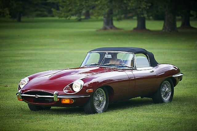 1969 jaguar e type for sale new milford connecticut. Black Bedroom Furniture Sets. Home Design Ideas