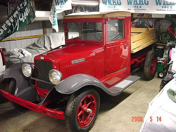1931 International Model B for sale