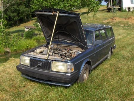 1987 Volvo 240 for sale