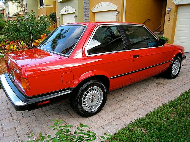 1986 BMW 325 for sale