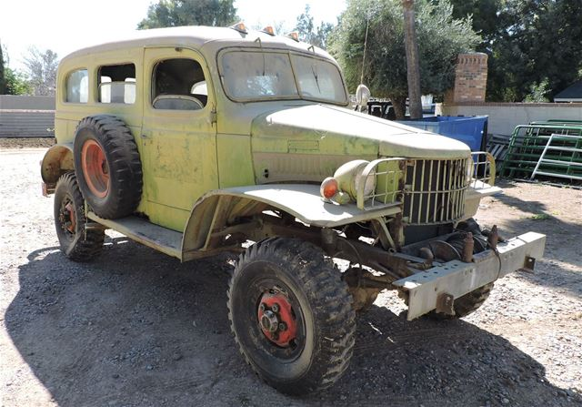 1941 Dodge Carryall