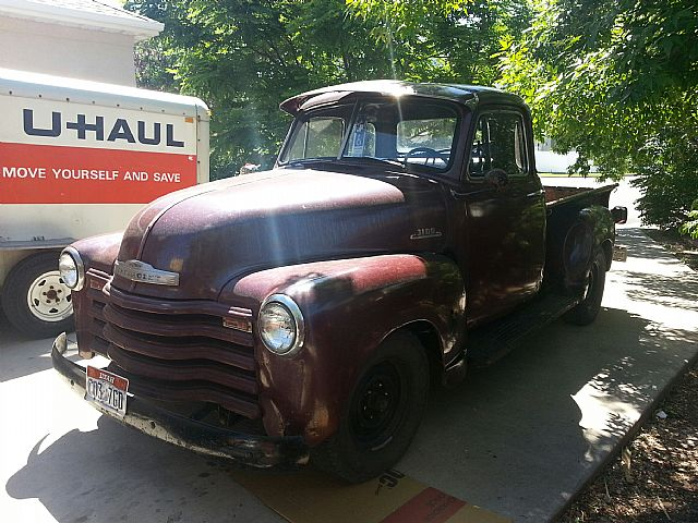 1953 chevrolet 5 window pickup for sale providence utah for 1953 5 window chevy truck for sale