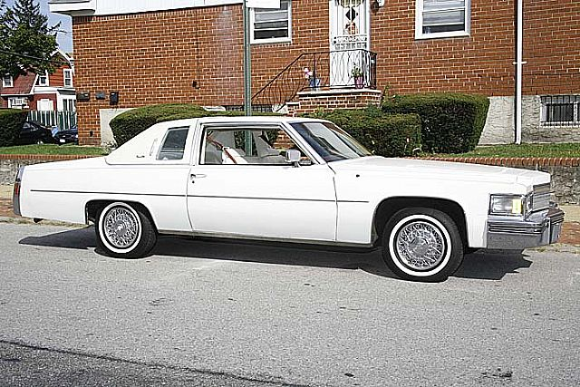 1979 Cadillac Coupe Deville For Sale Ozone Park New York