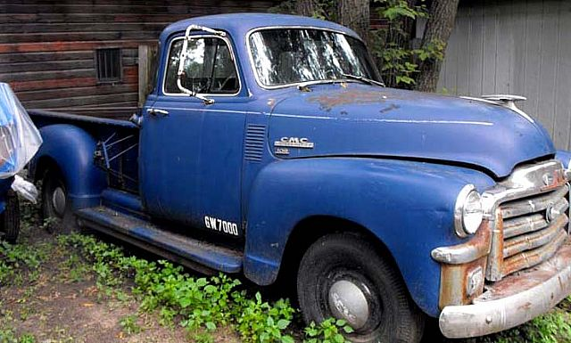1954 GMC Pickup for sale