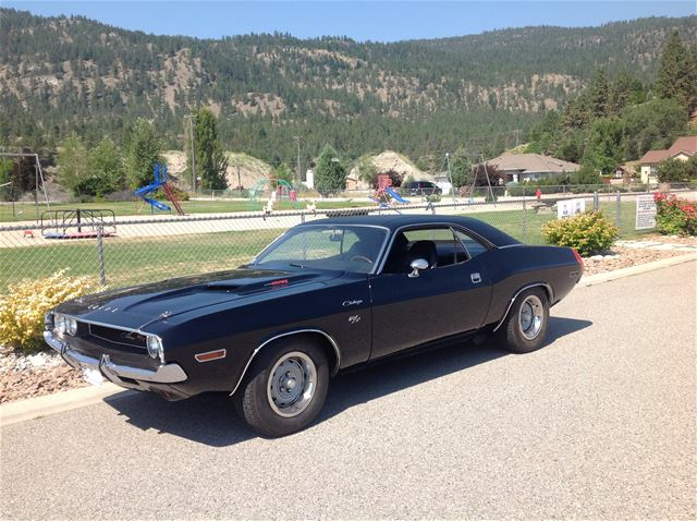 1970 Dodge Challenger Rt For Sale Penticton British Columbia