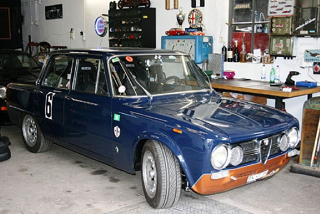 1973 Alfa Romeo Giulia for sale