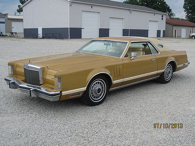 1978 Lincoln Mark V for sale