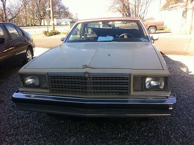 1979 Chevrolet El Camino for sale