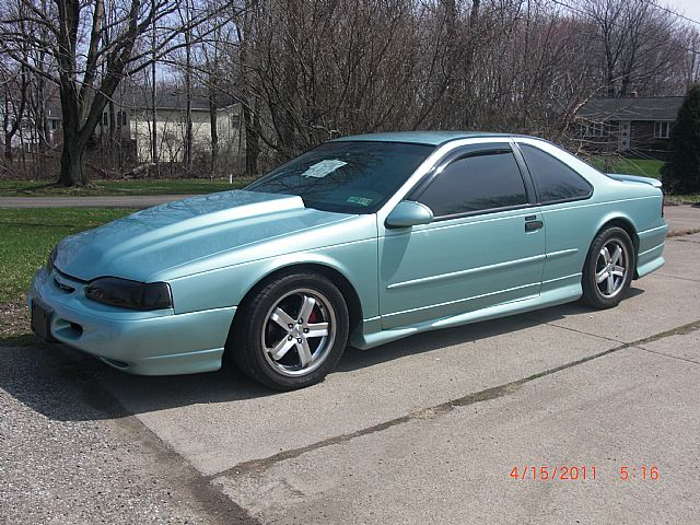 1995 Ford Thunderbird for sale
