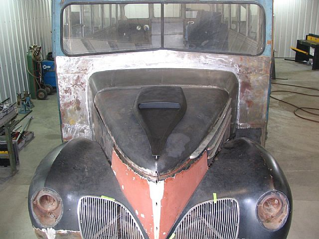 1939 Studebaker Bus for sale