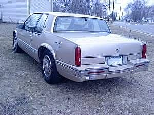 1989 Cadillac Eldorado for sale
