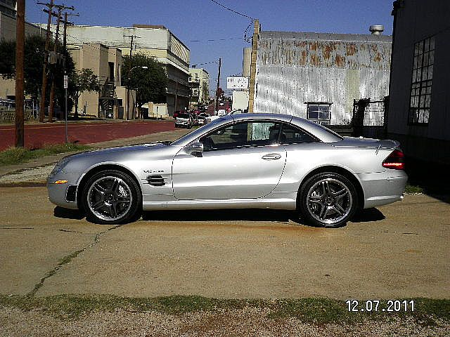 2006 Mercedes 65SL for sale