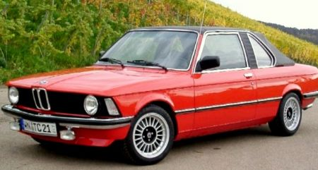 1978 Bmw 318 Targa Baur E21 For Sale City Of Industry