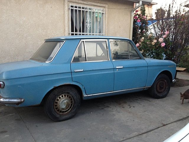 1967 Datsun 411 for sale