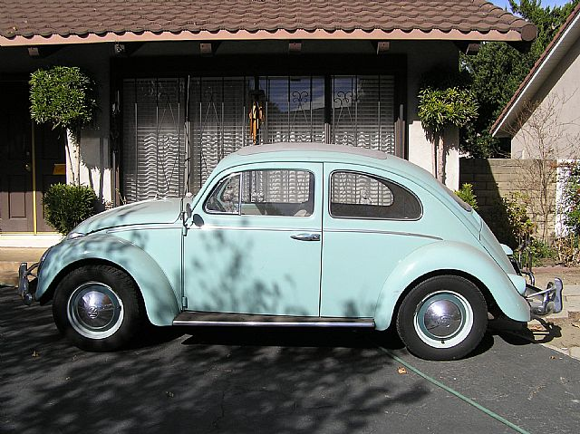 1961 Volkswagen Beetle for sale