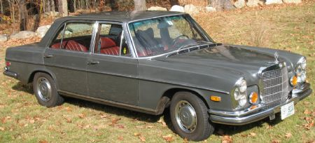 1970 Mercedes 300SEL for sale