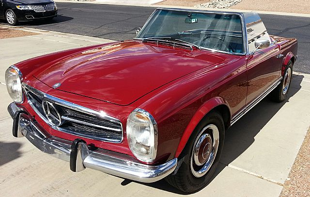 1965 Mercedes 230SL for sale
