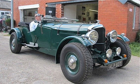1949 Bentley Mark VI for sale