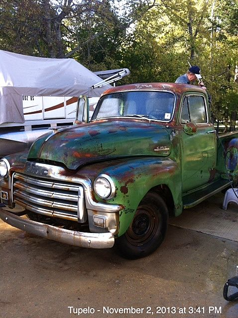 1954 GMC 100 for sale